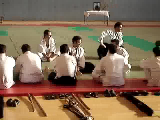 Voir la photo stage aikido bordeaux 1