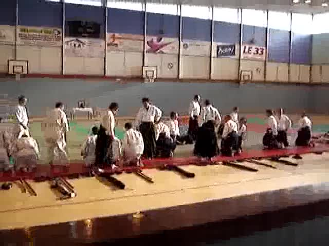 Voir la photo stage aikido bordeaux 2